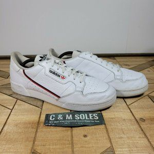 Adidas Continental 80 Sneaker Shoes G27706 White